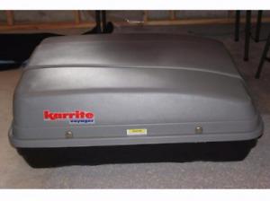 Karrite Voyager RoofTop Carrier