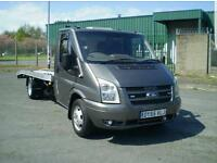 2005 ford transit 350 lwb recovery truck (NEW BUILT BRADKINS BODY)