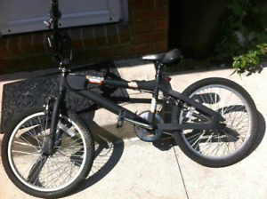 Kids Raleigh stunt bike