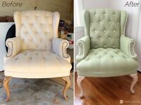 Upholstery Services - Free Estimate !!!