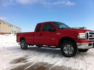 2007 Ford F-250 XLT Interesting trades considered READ AD