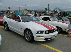 2006 Ford Mustang Decapotable Cabriolet