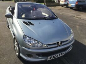 Peugeot 206 Convertible Coupe