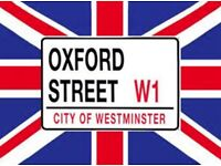 One to One English Lessons - £10 per hour - experienced native teacher - 2 mins from Oxford Circus