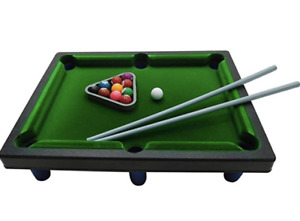 Kids Sports Tabletop Pool Table Billiard Game perfect gift kid