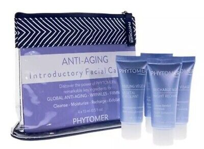 Phytomer Youth Anti Aging Face Travel Kit Anti Aging Travel Kit