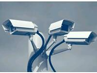 Security cctv, alarms,satellite,aerials