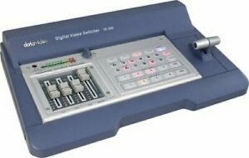 Datavideo SE-500 4 input Video switcher, T-bar, transition effects, a/v mixer !