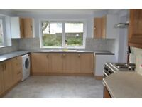 Ground Floor Flat unfurnished with free parking - available asap long term