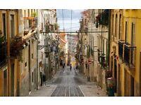 ♦️ A trip to Lisbon? ↪︎ in November?