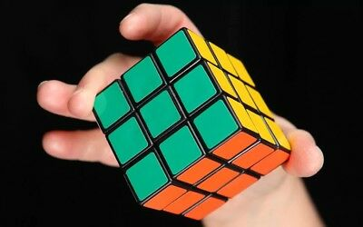 BEST brand new rubik's cube - TIPS, TRICKS AND SOLUTION MANUAL Rubiks rubix cube