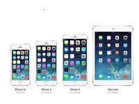 I buy smart phone, iPad and laptop.