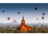 Myanmar (Burma) Kyat
