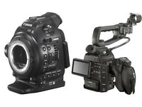 Canon EOS C100 MK I - Body Only - MINT CONDITION