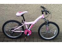 "Bike/Bicycle.GIRLS APOLLO "" KINX "" MOUNTAIN BIKE.SUIT6-9 YEARS"