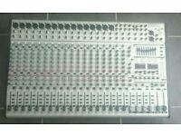 Behringer Eurodesk SL2442FX Studio Live Mixing Desk