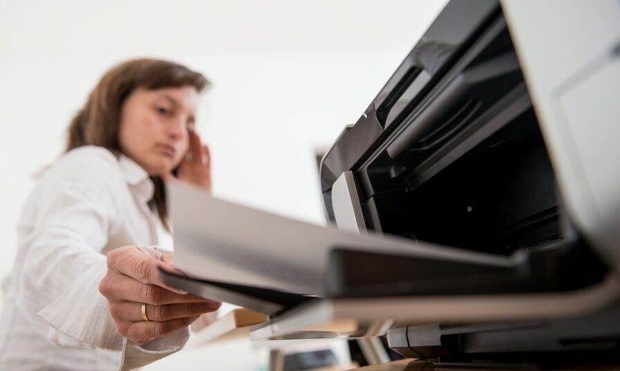 Was ist beim Kauf eines gebrauchten Hewlett-Packard-Druckers zu beachten?