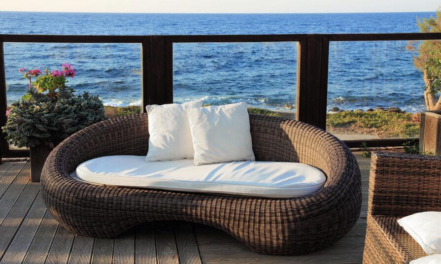 Großartig Coole Lounge Möbel Aus Polyrattan: Hot Spots Im Sommer