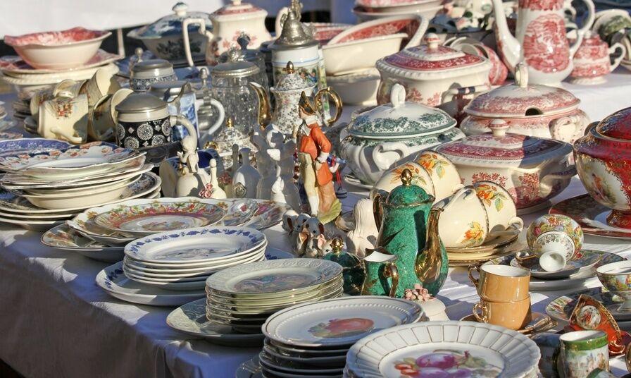 Was ist beim Kauf von gebrauchtem Lindner Porzellan zu beachten?