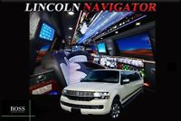 Boss Limousine Service Ltd. BBB Accredited SUV Limos/Party Buses