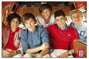 One-Direction-Pop-Group-Large-Official-Band-Poster-New-Selaed-Free-UK-P-P