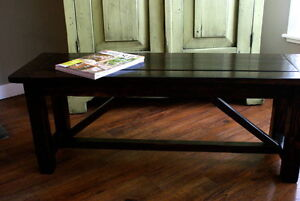 Reclaimed Wood Bench $595 and More! By LIKEN Woodworks