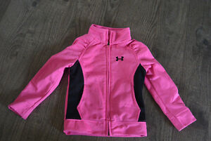 Chandail Under Armour pour fille 2T
