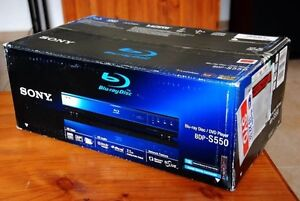 BRAND NEW!! Sony BDP-S550 high quality Blu Ray player Bonnyrigg Fairfield Area Preview