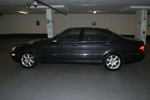 2004 Mercedes-Benz S-Class 430 Sedan