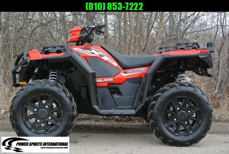 Polaris Sportsman 1000 XP EPS METALLIC RED EDITION 4x4 ATV Financing & Shipping