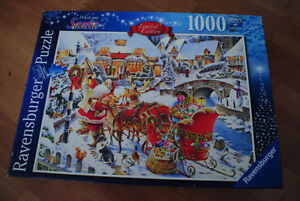Ravensburger 2011 Christmas Limited Edition Puzzle
