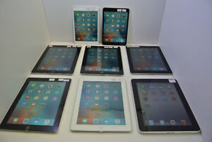 Apple iPads, Samsung Tablets, MS Surface RT/PRO, Tablets, Transf