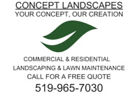 Landscaping/Property Maintenance/Sod Installations