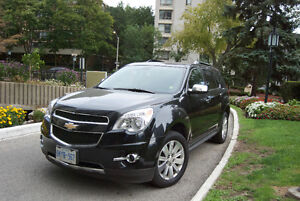 2011 Chevrolet Equinox 2 LT V6 w/ chrome package, SUV, Crossover