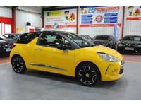 2013 63 CITROEN DS3 1.6 DSTYLE PLUS 3D 120 BHP