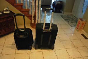 One pieces of Luggage, starting at $15.00