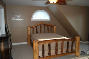 Quality solid wood beds and more!!