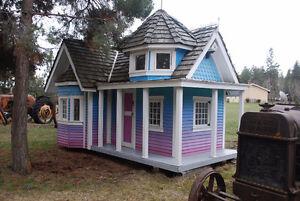 Victorian Rainbow Playhouse