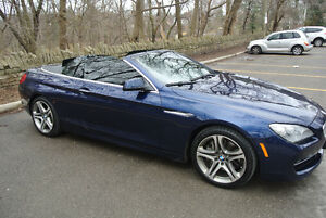 2012 BMW 650i - executive pkg - winter pkg - HUD - 20""