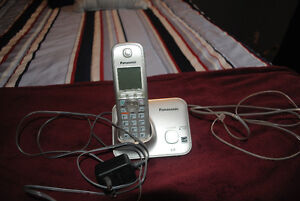 Panasonic phones set of 3 selling for 20.00 each
