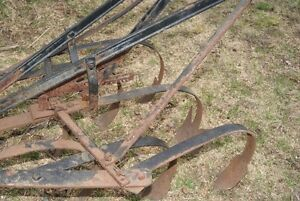 Antique plow - great piece of outdoor decor West Island Greater Montréal image 3