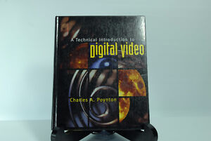 A Technical Introduction to Digital Video