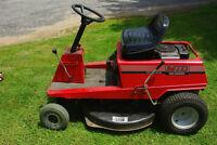 Lawn tractor mini MTD 8/hp 30 inch cut