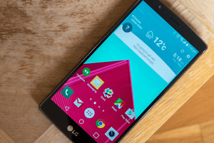 Lg g 4 avec virgin mobile