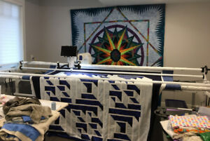 Handi Quilter Infinity Long Arm Machine with ProStitcher