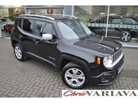 2015 Jeep Renegade M-JET LIMITED Diesel black Automatic