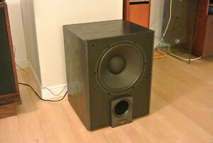 ► Subwoofer 12 pouces D-Box David 301 ◄