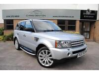 2009 LAND ROVER RANGE ROVER SPORT 3.6 TDV8 AUTO HSE, FULL SERVICE HISTORY