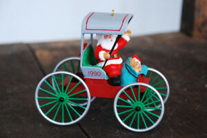 Santa Collectible