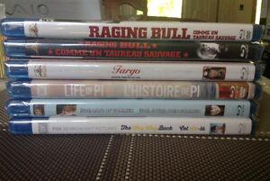 Brand New Blu-ray Movies